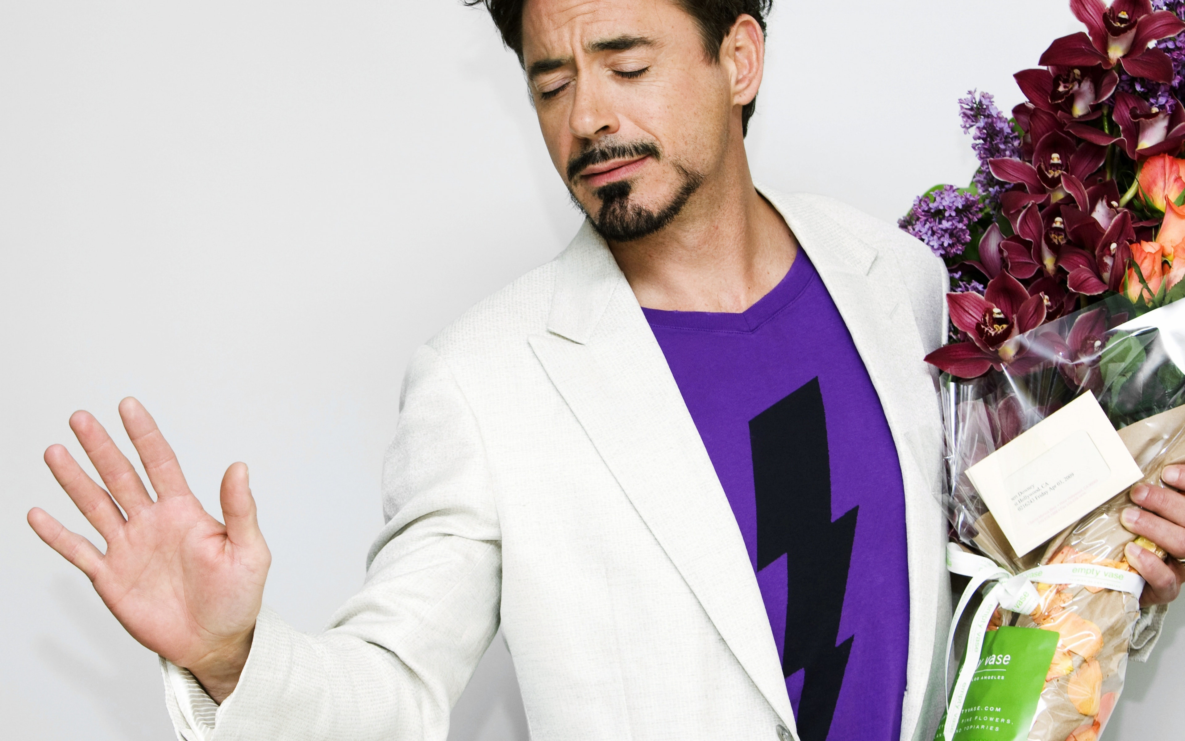 Robert Downey, Jr. HD