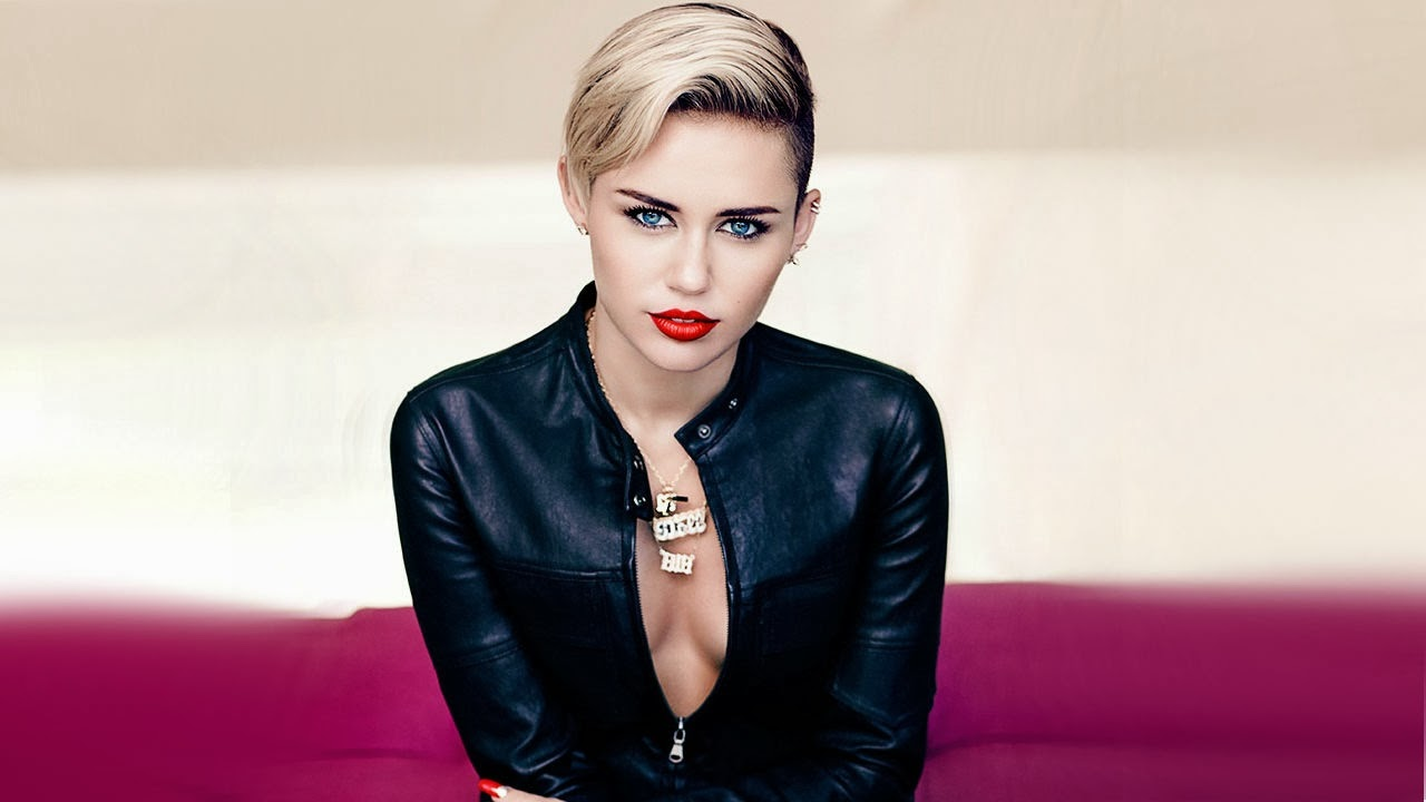 Miley Cyrus desktop wallpaper