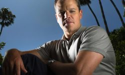 Matt Damon widescreen