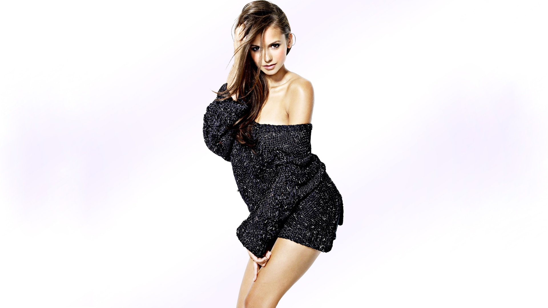 Nina Dobrev Desktop wallpapers