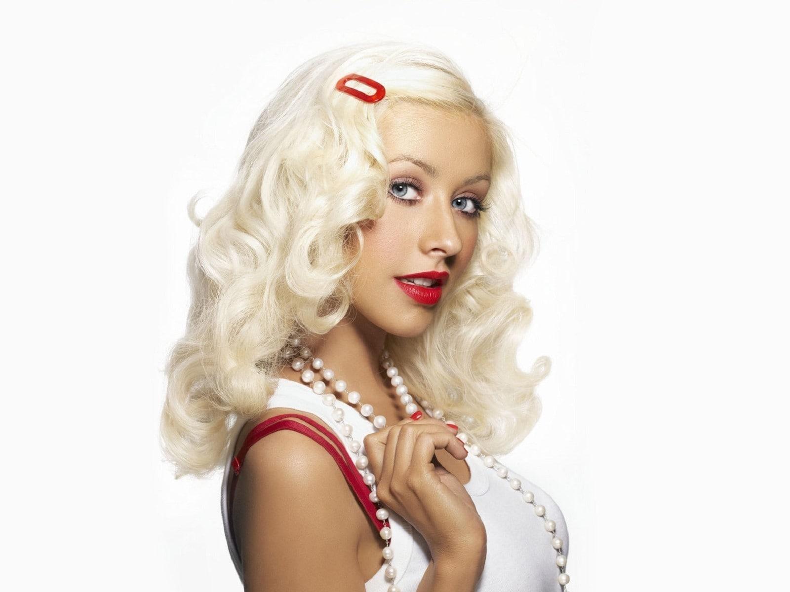 Christina Aguilera Wallpapers