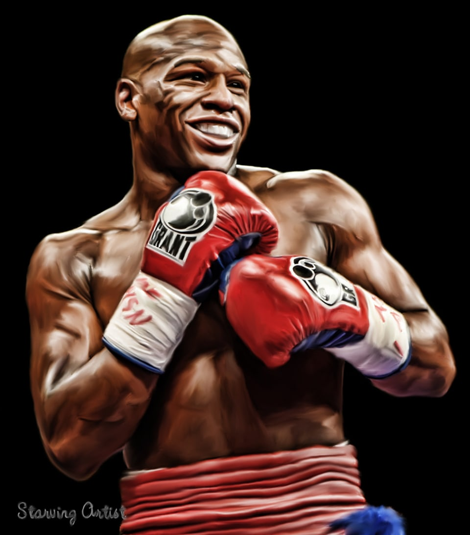 Floyd Mayweather, Jr. Wallpapers