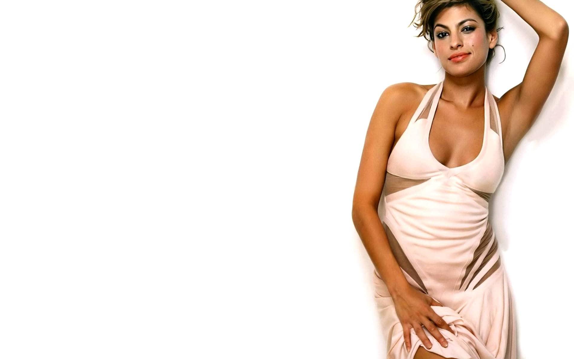 Eva Mendes widescreen