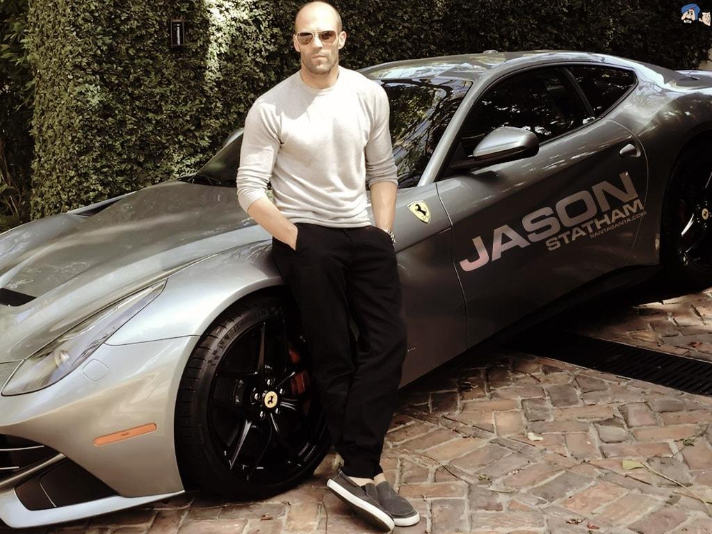Jason Statham widescreen