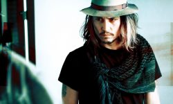 Johnny Depp widescreen