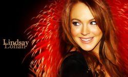 Lindsay Lohan widescreen