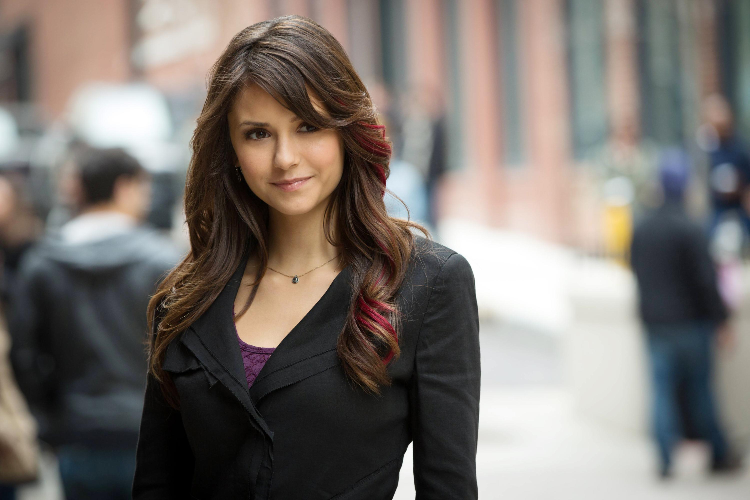 Nina Dobrev widescreen