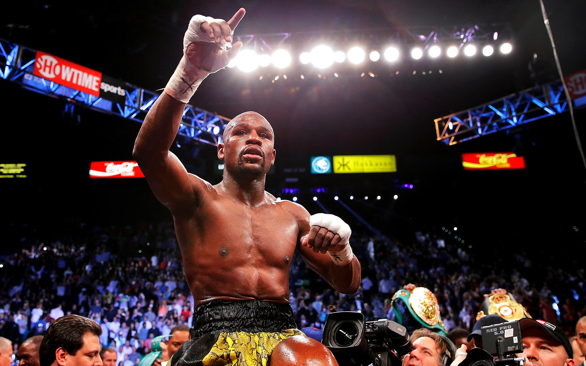 Floyd Mayweather, Jr. Wallpapers hd
