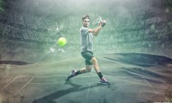 Roger Federer HD pics