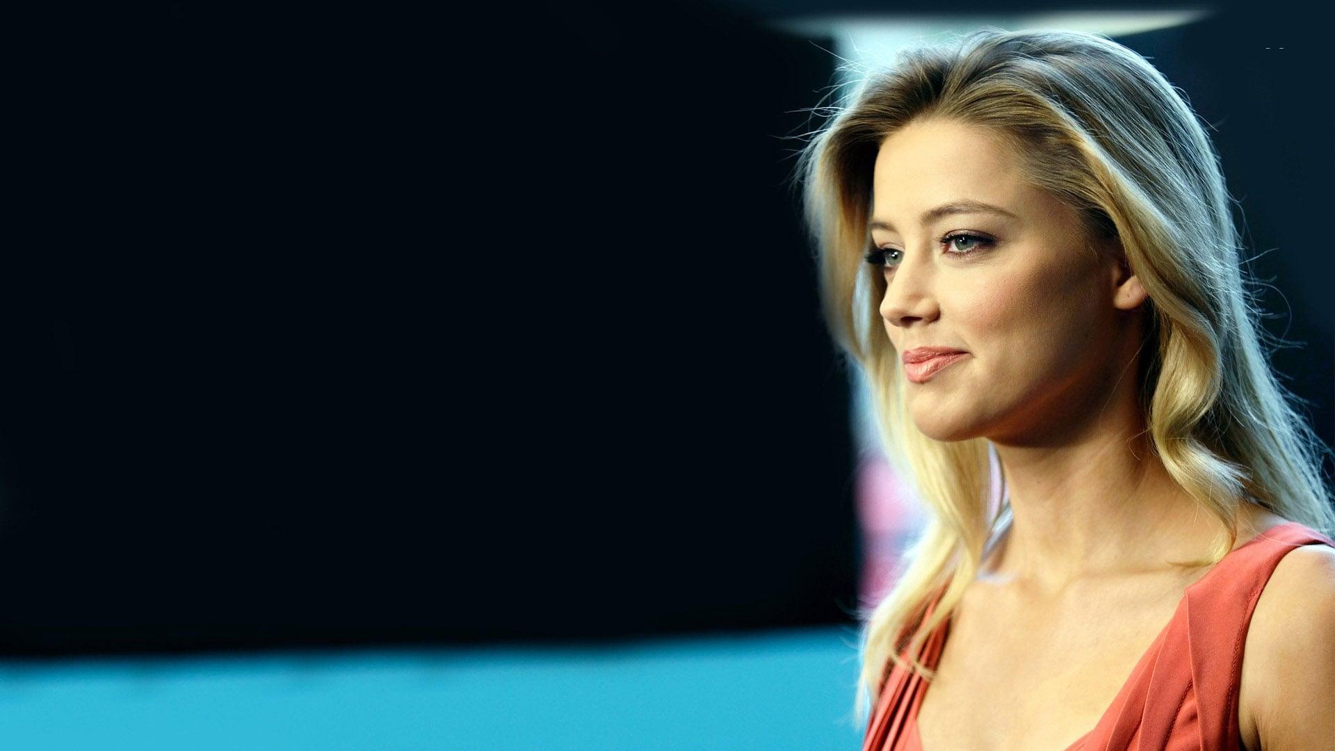 Amber Heard Background