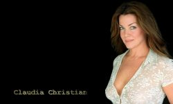 Claudia Christian background