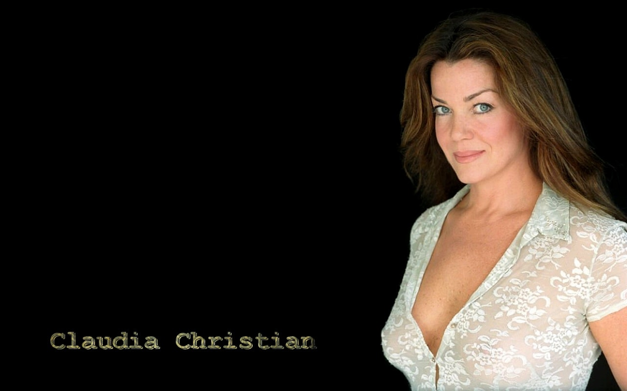 Claudia Christian nude photos 2019