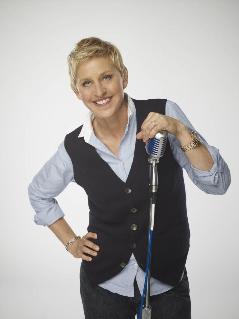 Ellen Degeneres Background