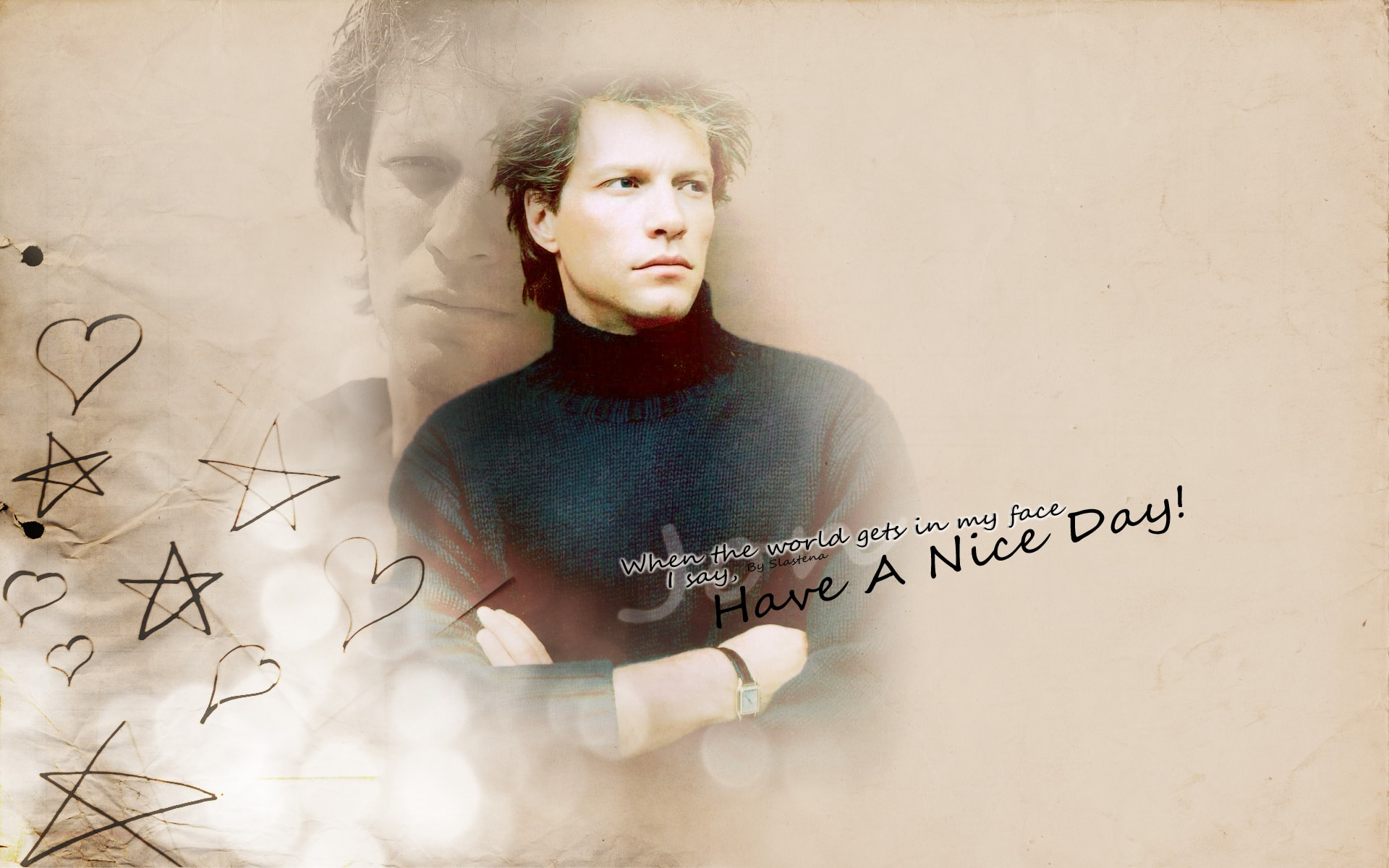Jon Bon Jovi Background