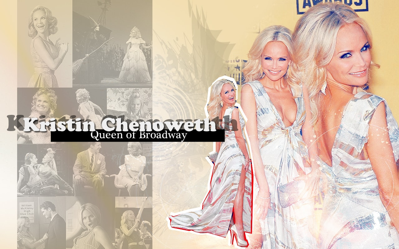 Kristin Chenoweth Tablet PC wallpapers