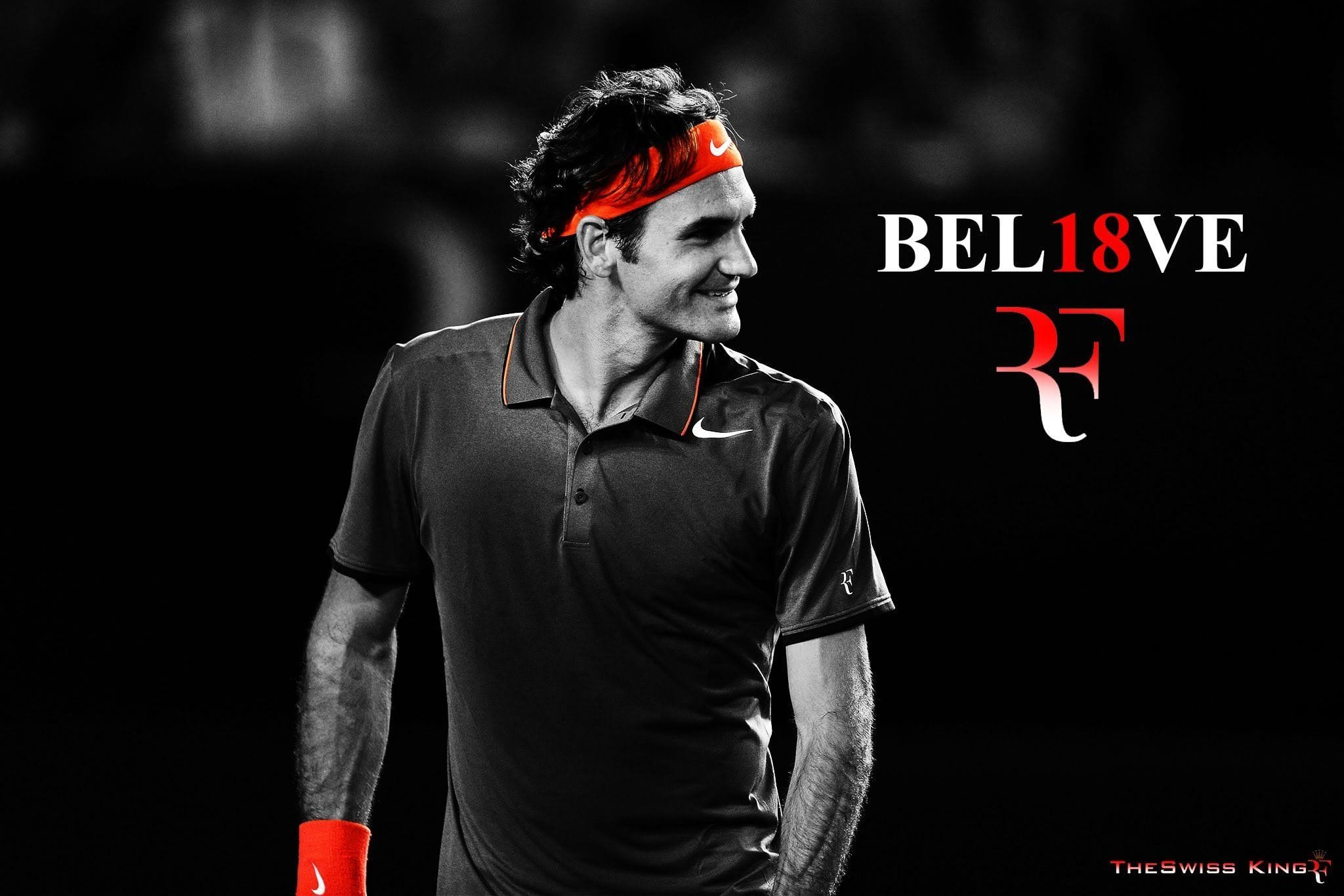 Roger Federer Background
