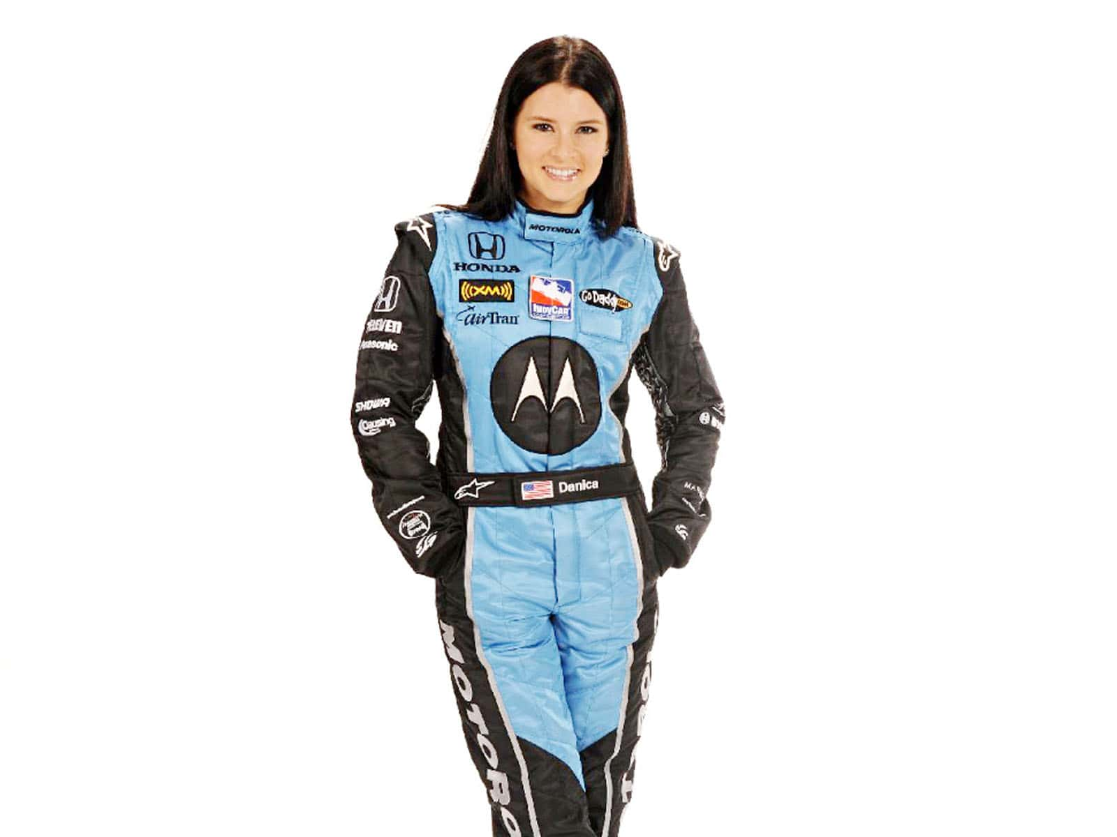 Danica Sue Patrick Wallpaper