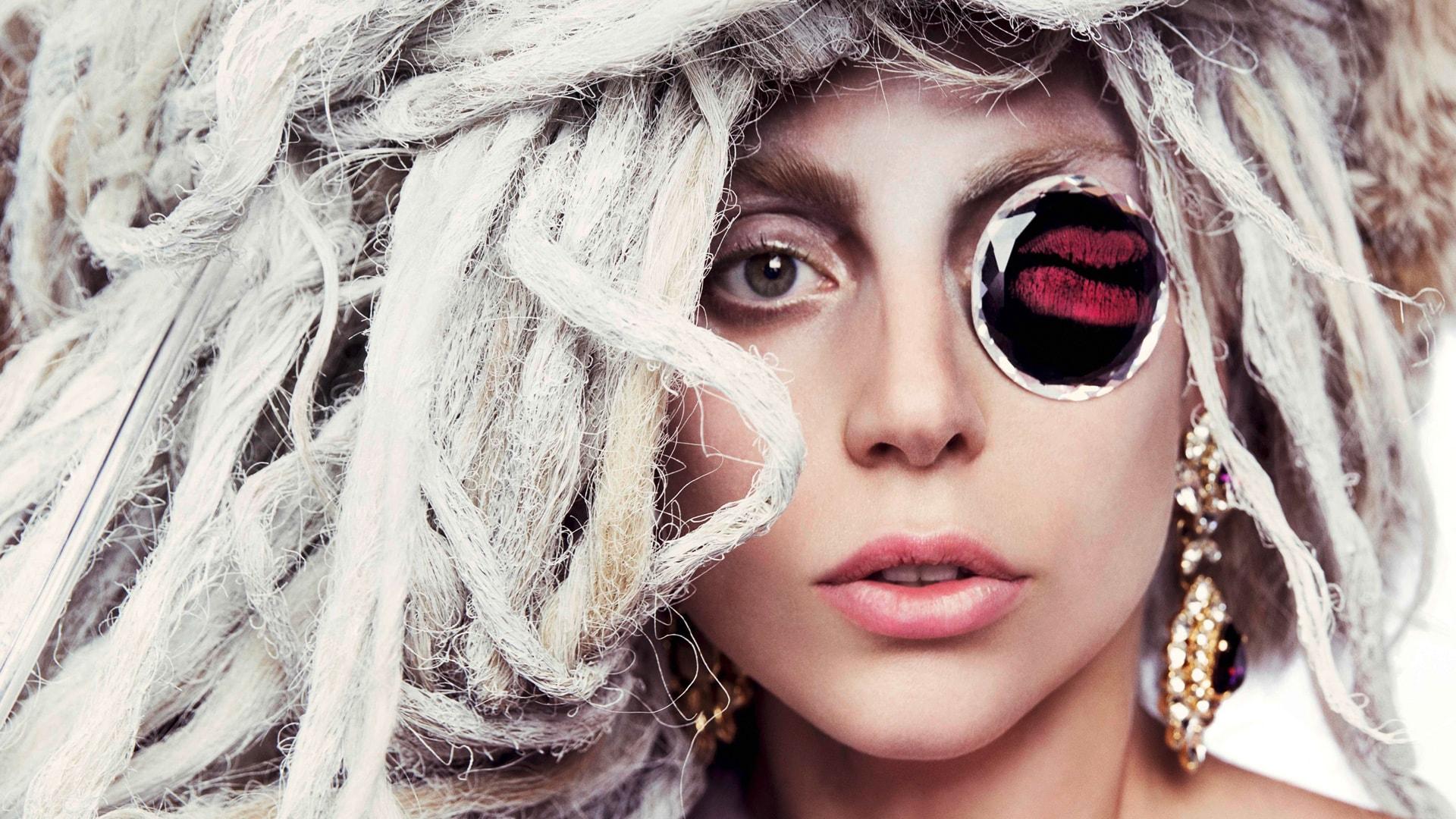 Lady Gaga full hd wallpapers