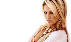 Charlize Theron widescreen wallpapers