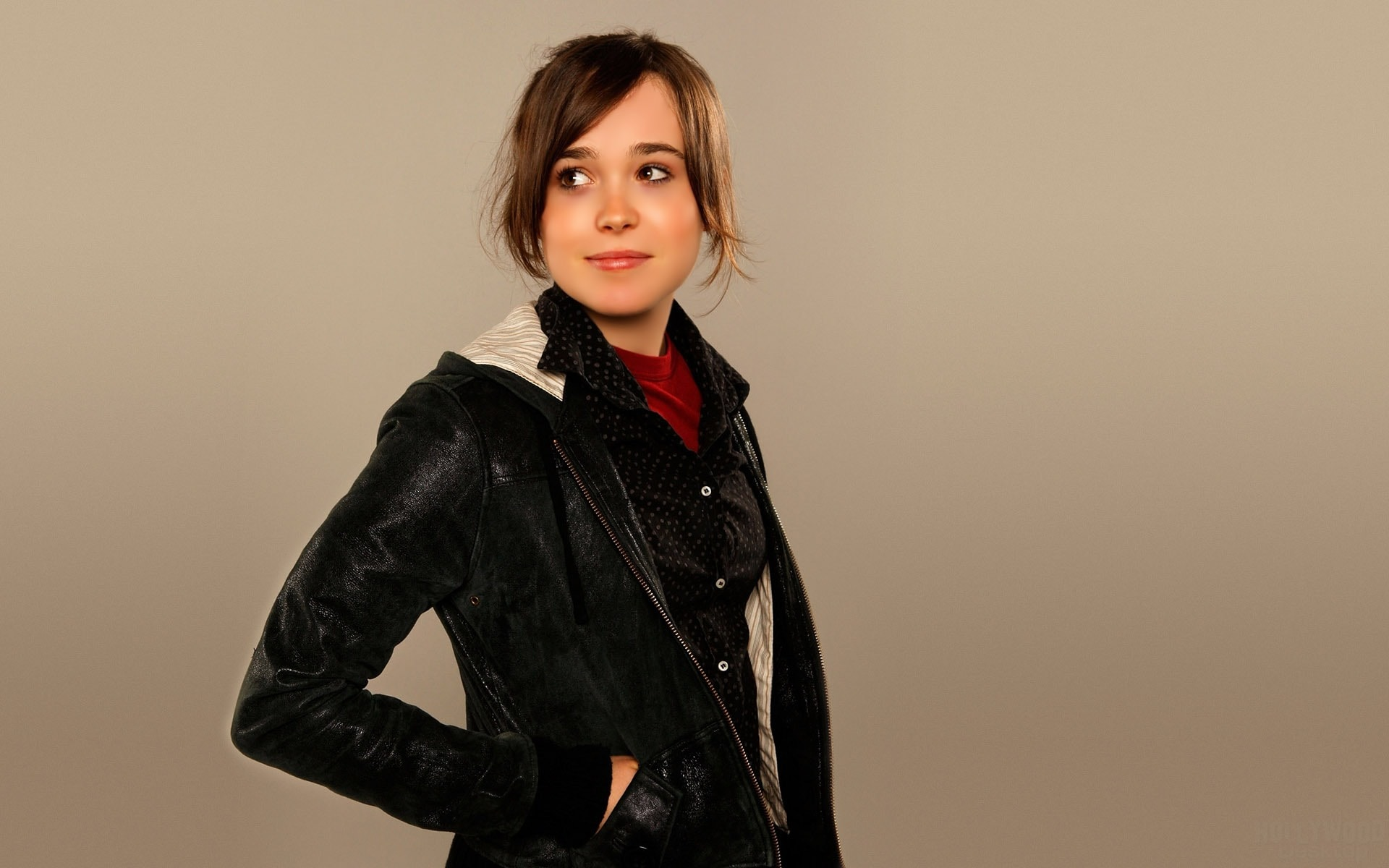 Ellen Page HQ wallpapers