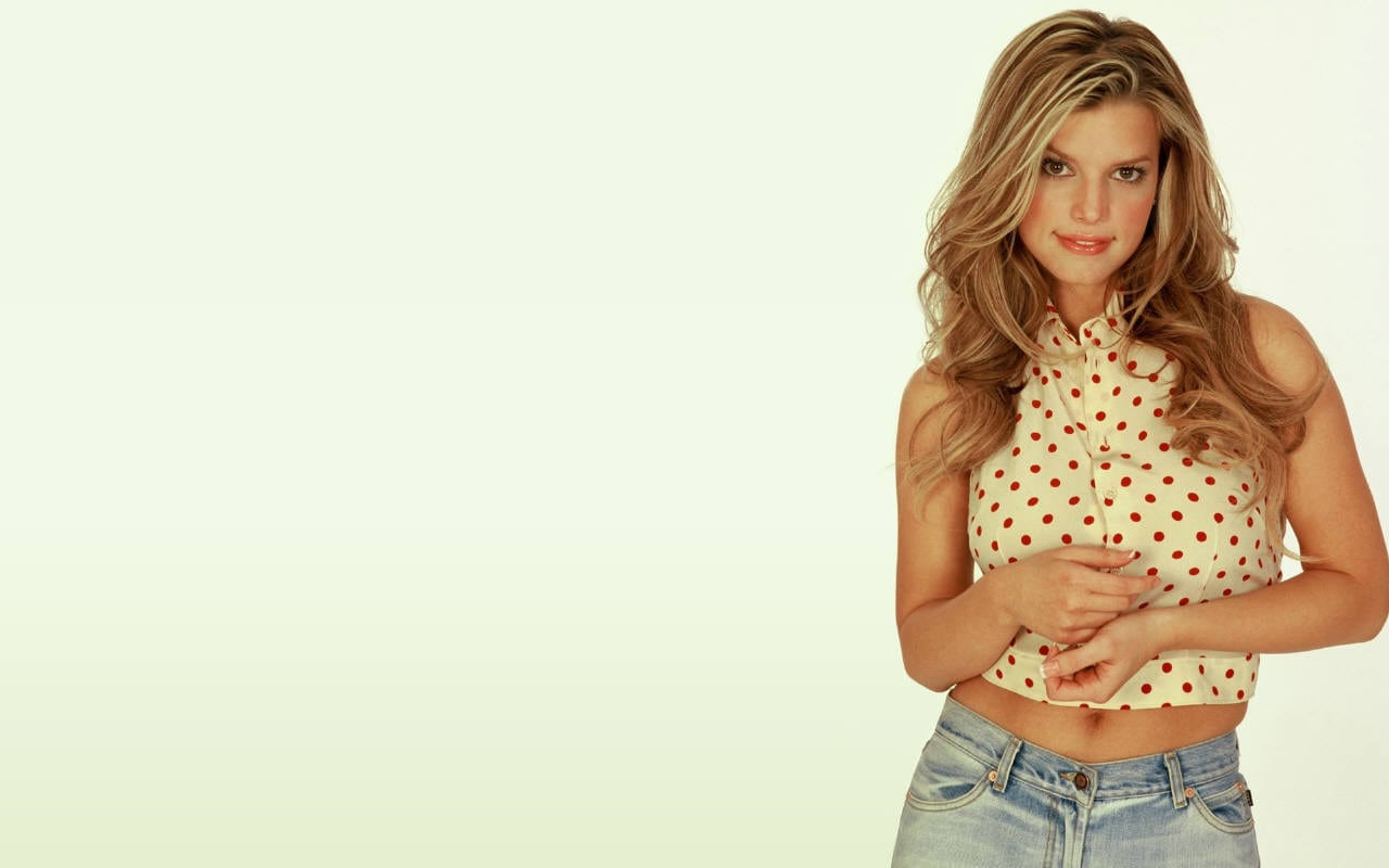 Jessica Simpson HQ wallpapers