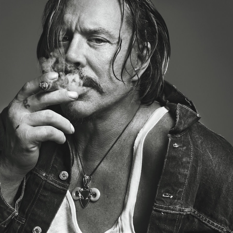 Mickey Rourke HQ wallpapers