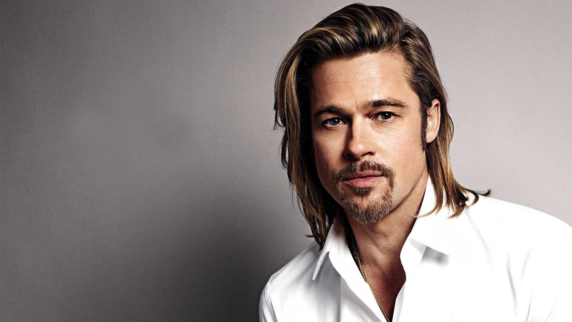 Brad Pitt Background