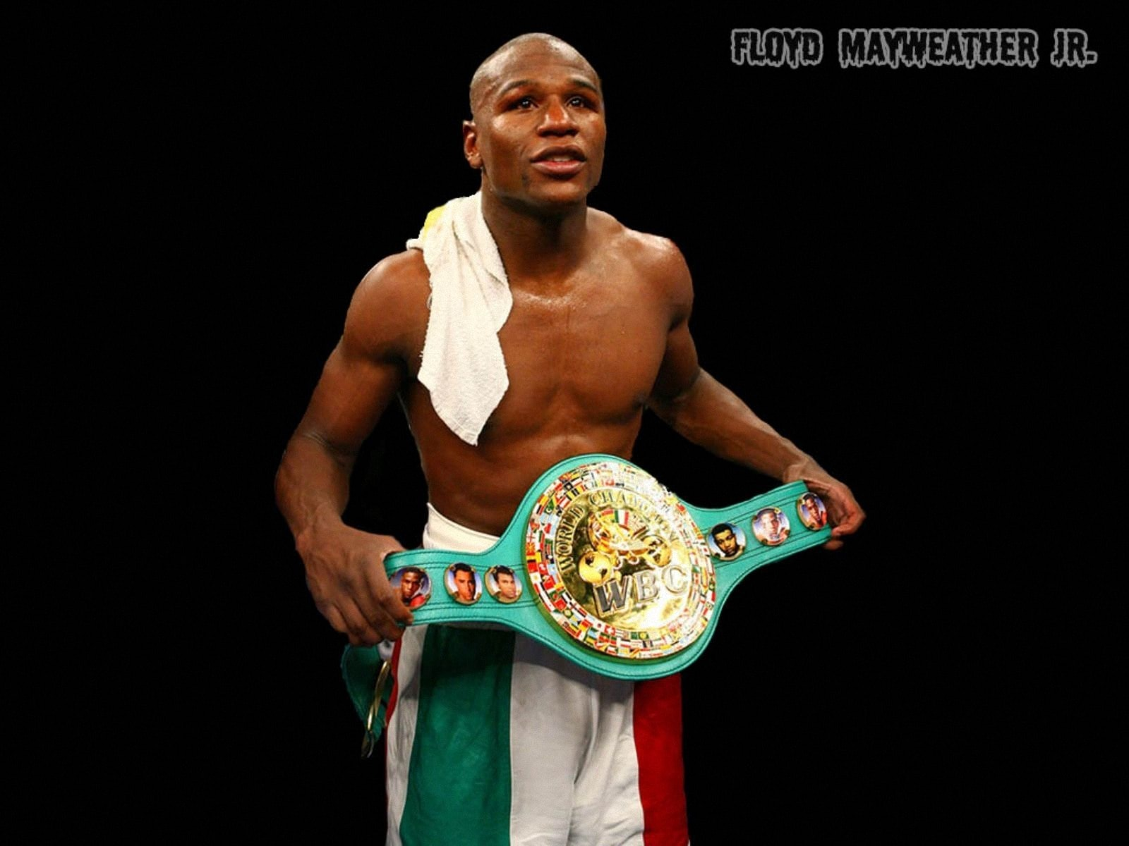 Floyd Mayweather, Jr. Background