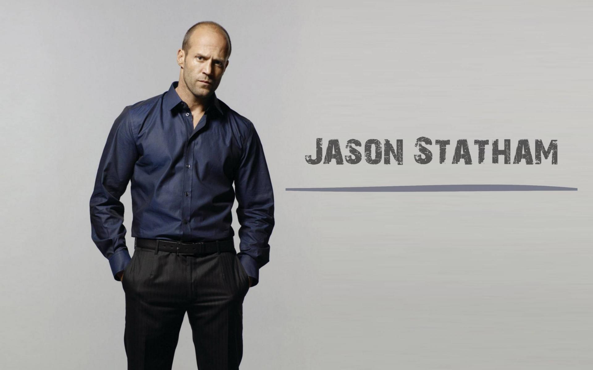 Jason Statham Background