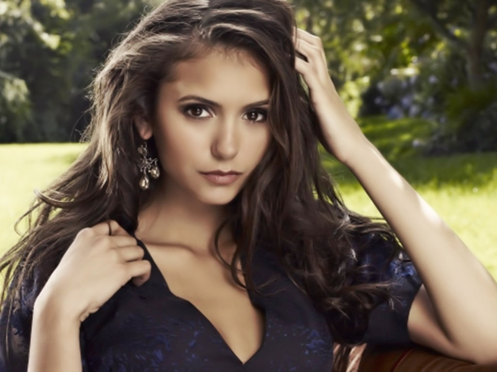 Nina Dobrev Background