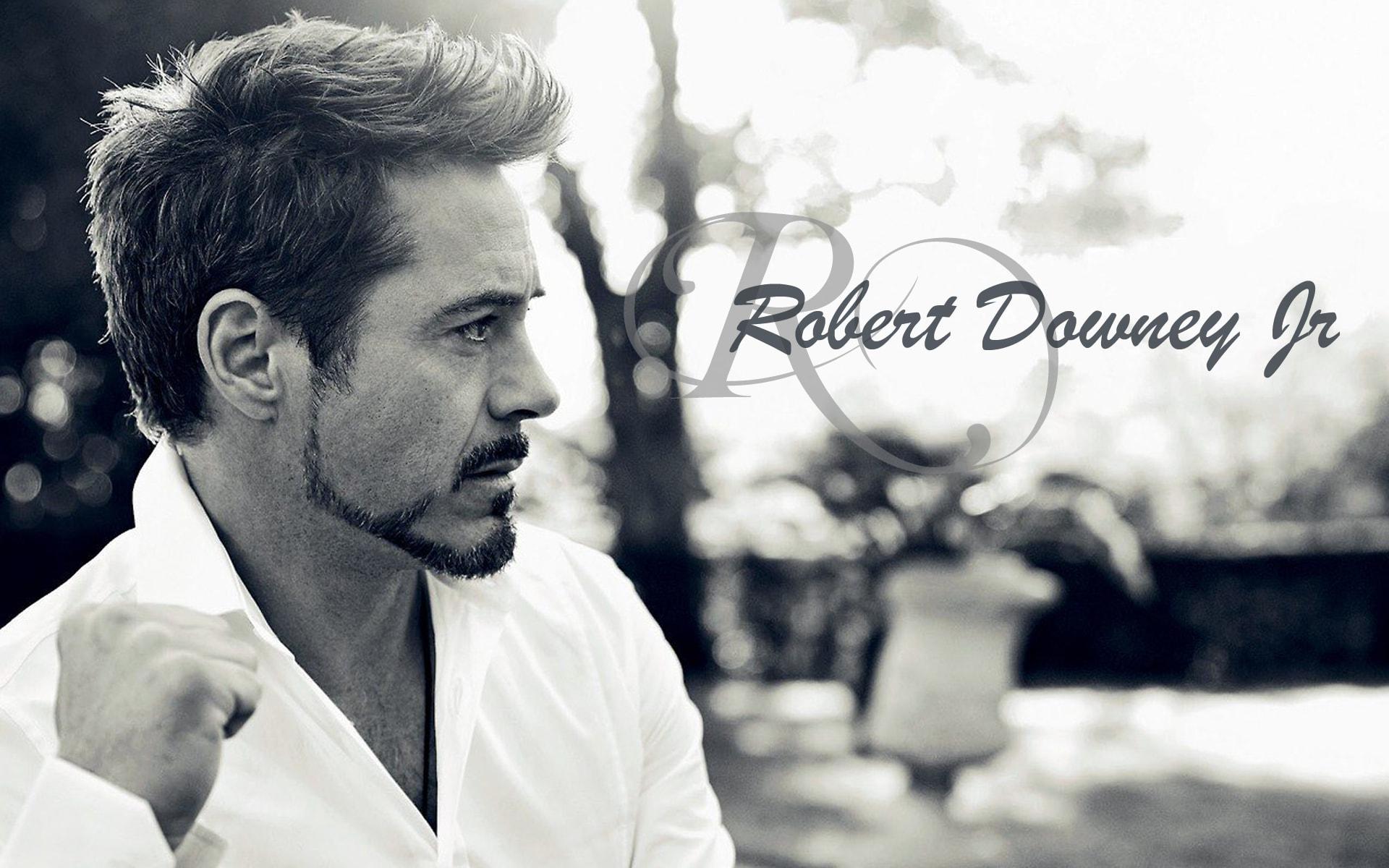 Robert Downey, Jr. Background