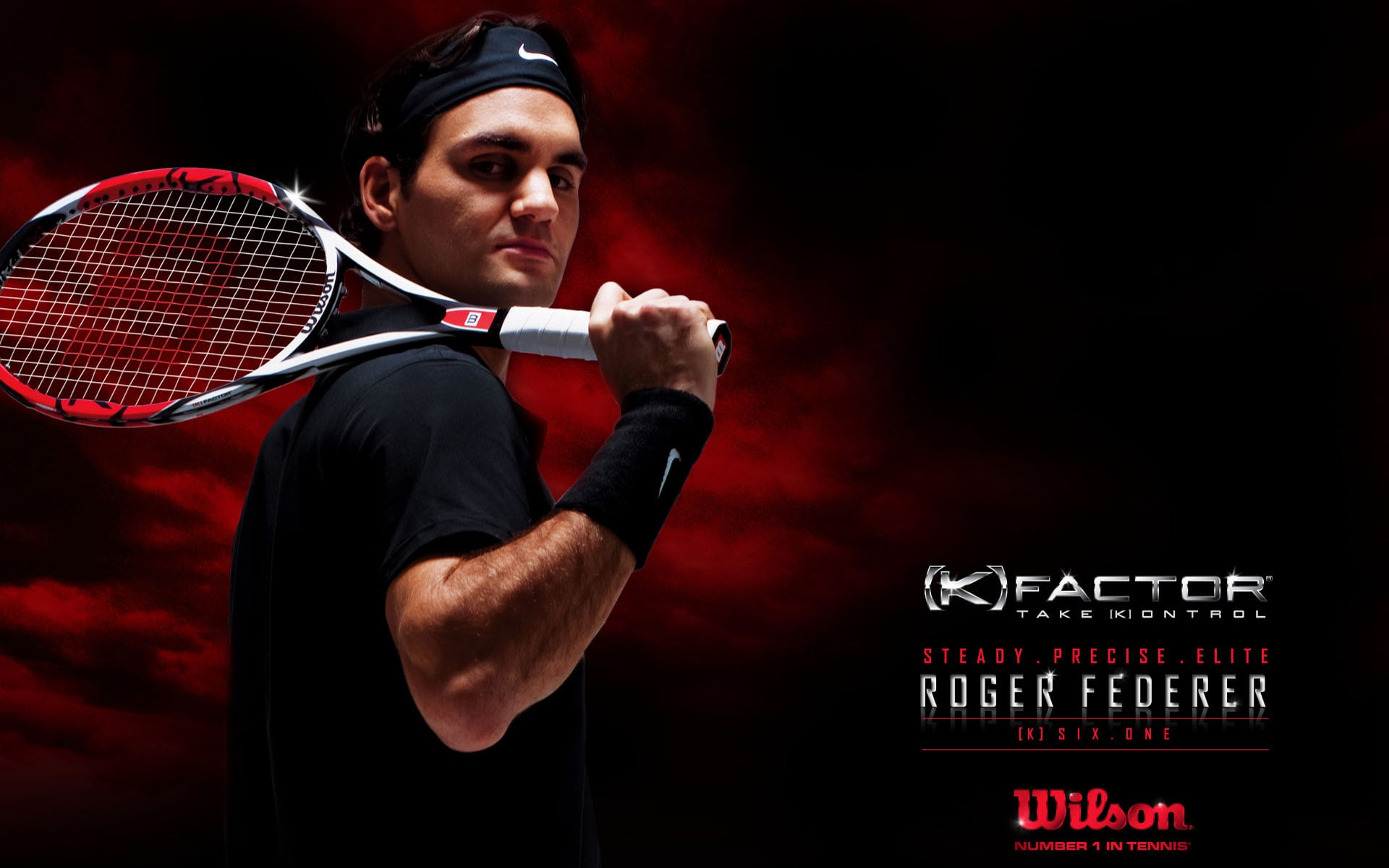 Roger Federer desktop wallpaper