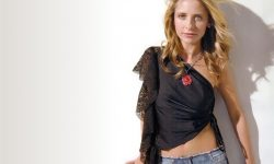 Sarah Michelle Gellar for mobile