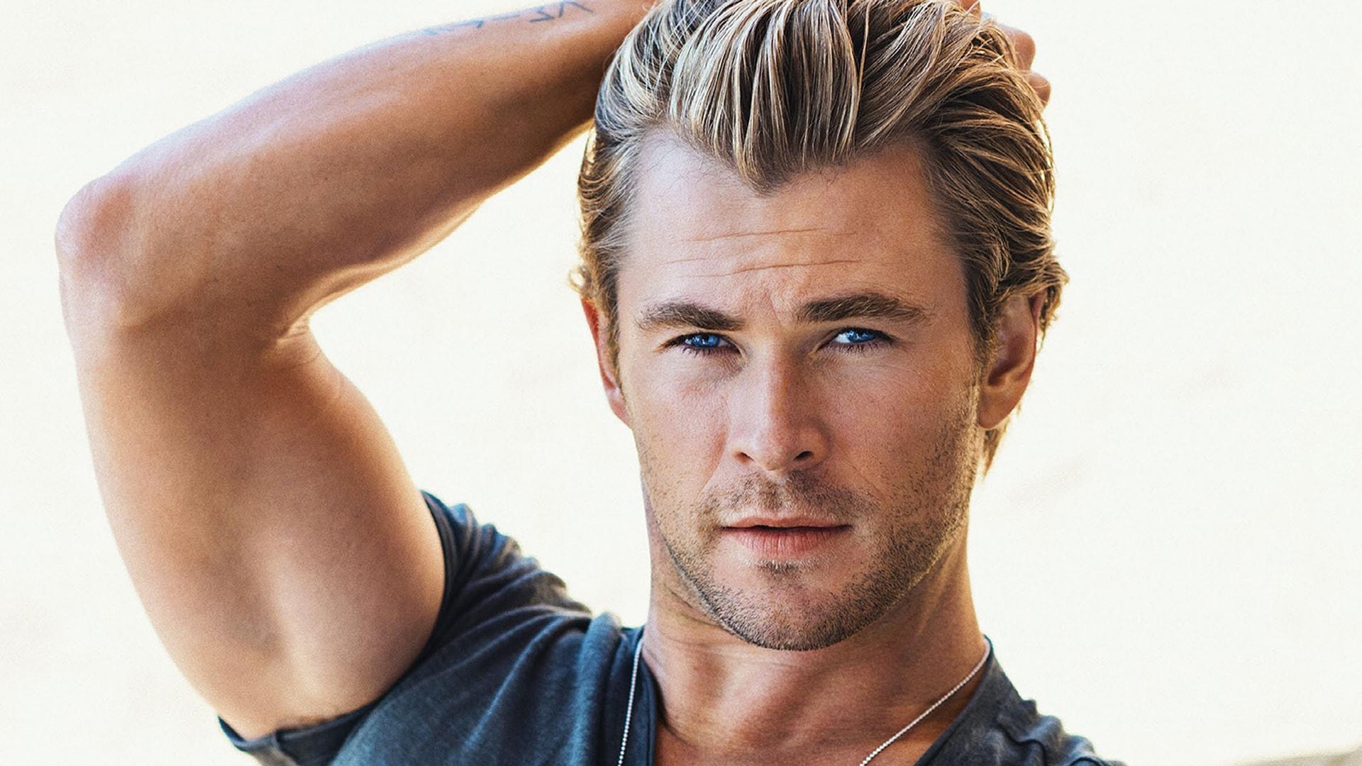 Chris Hemsworth HD pics