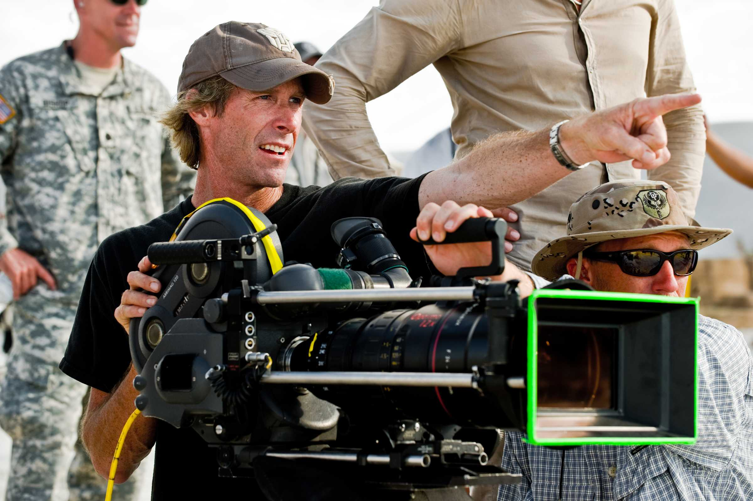 Michael Bay Backgrounds