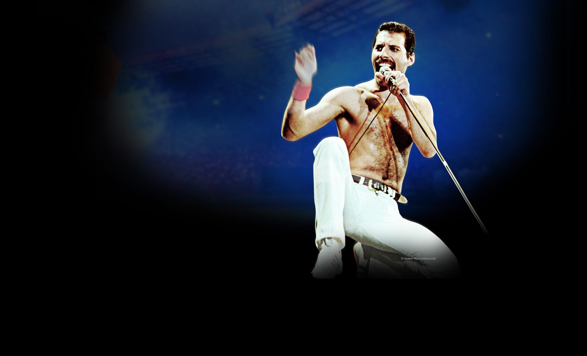 Freddie Mercury free wallpaper