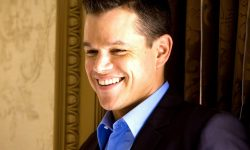 Matt Damon Wallpaper