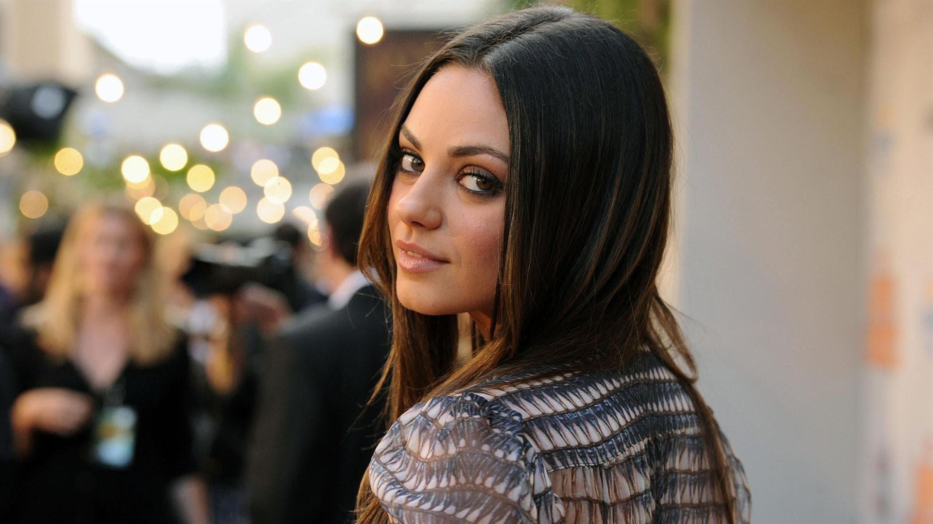 Mila Kunis Background