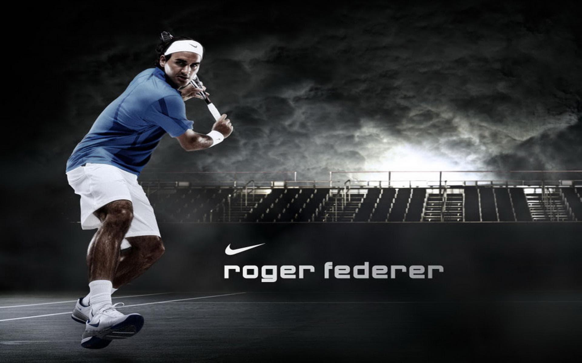 Roger Federer for mobile