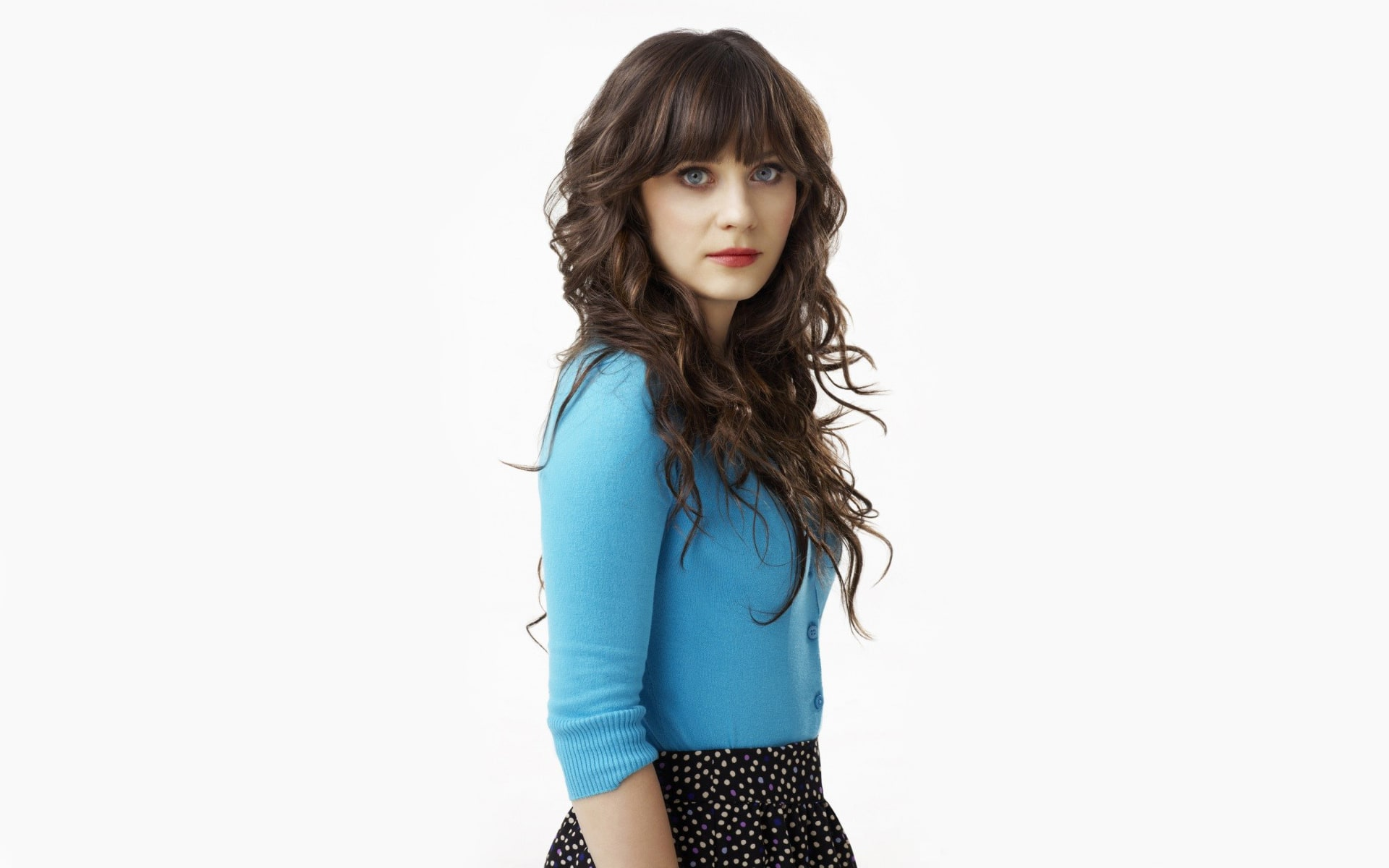 Zooey Deschanel full hd wallpapers