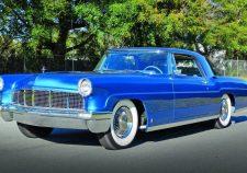 1956 Lincoln Mark II Desktop wallpaper