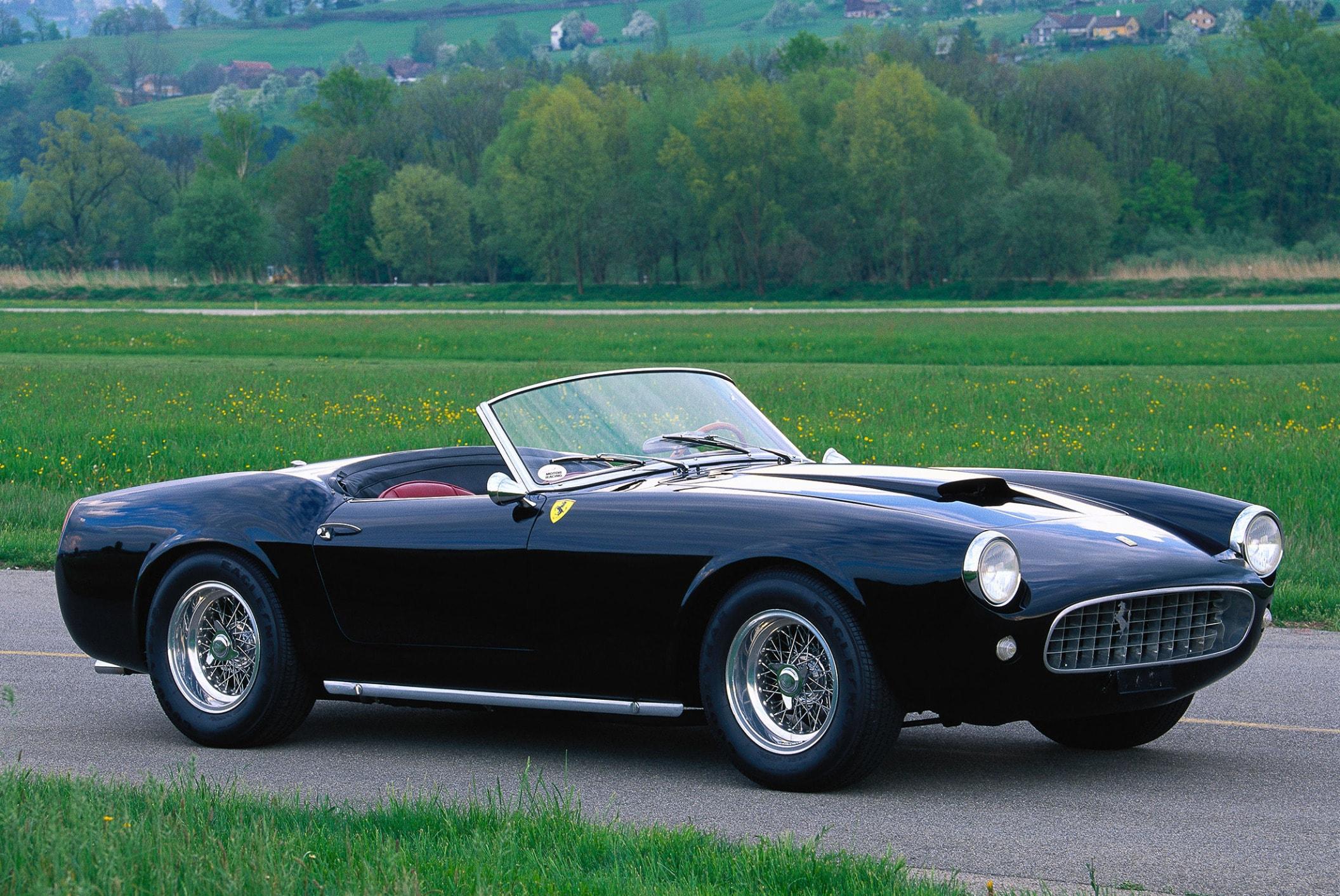 1961 Ferrari 250 GT California Download