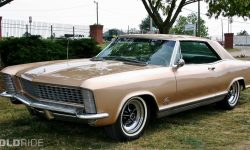 1965 Buick Riviera GS Desktop wallpaper