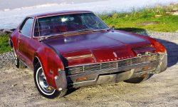 1966 Oldsmobile Toronado Desktop wallpaper