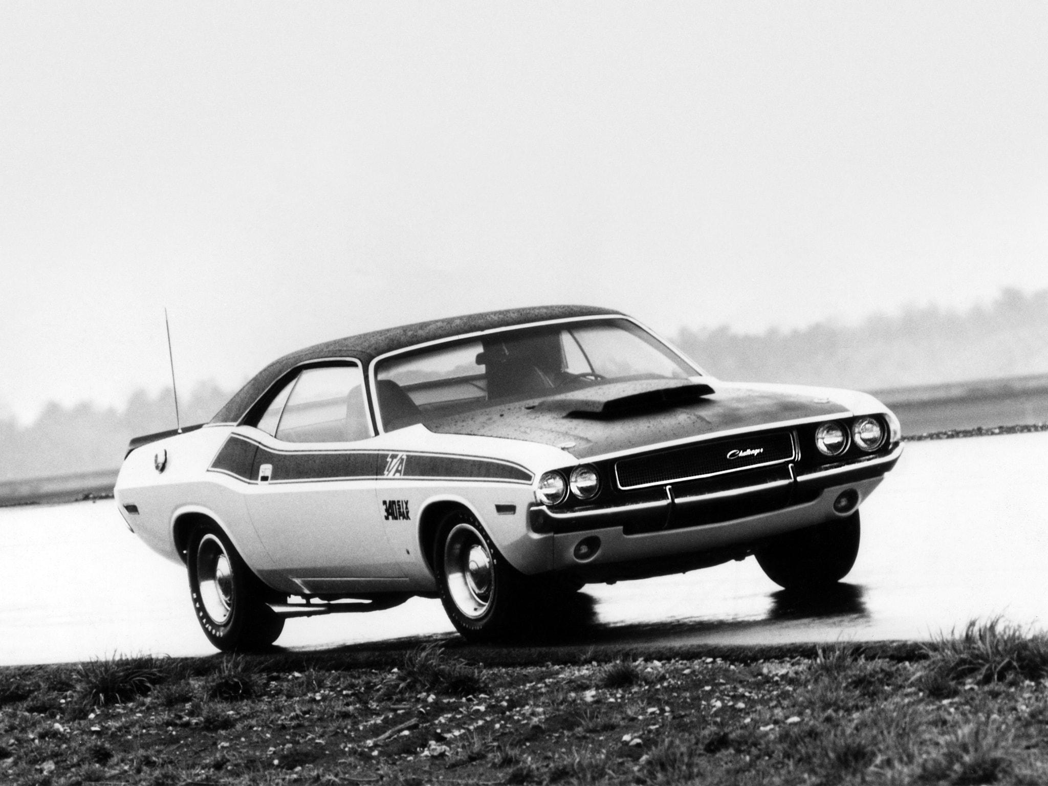 1970 Dodge Challenger T A Hd Wallpapers 7wallpapers Net