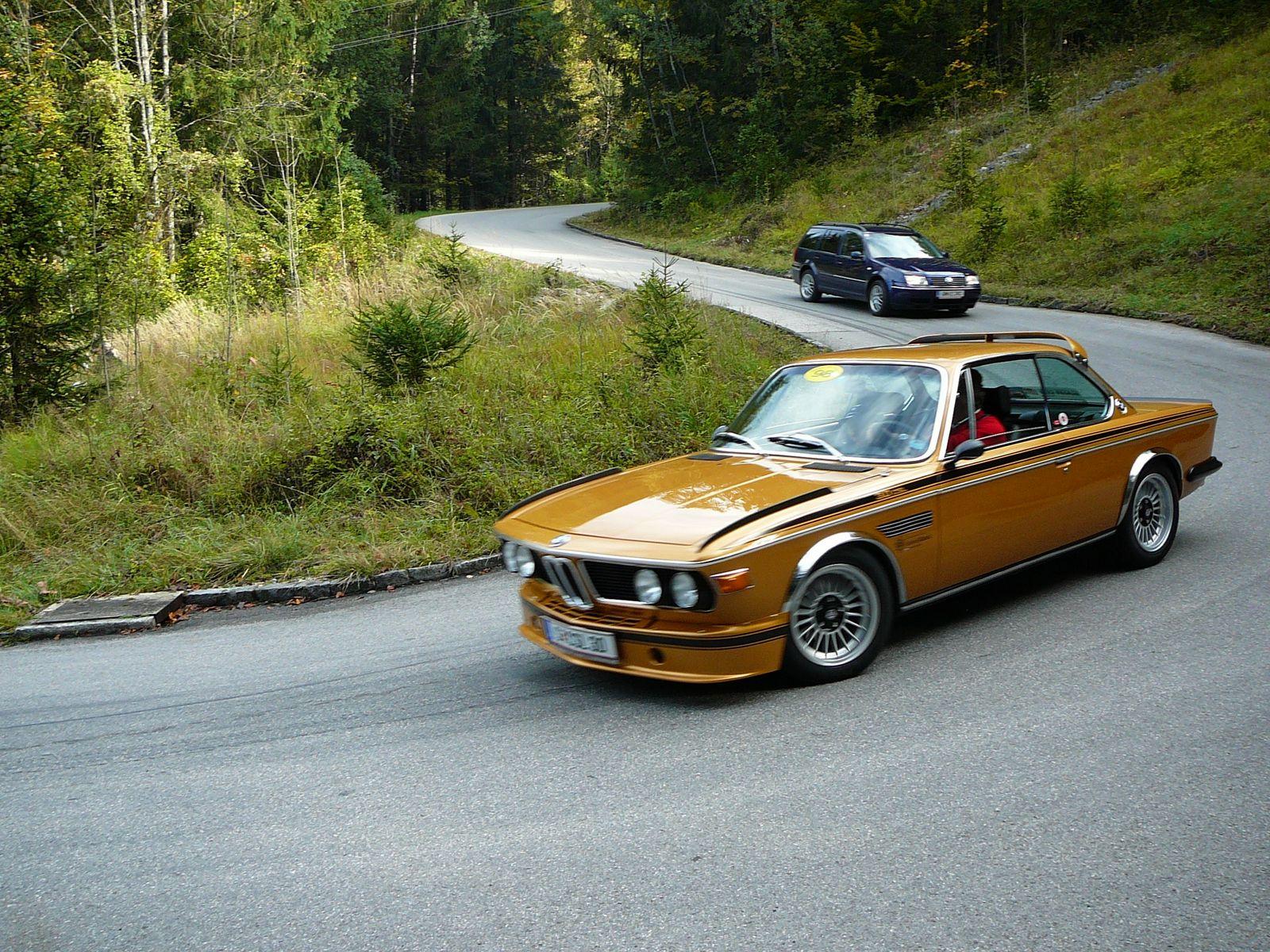 1973 BMW 3.0 CSi Desktop wallpaper