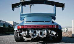 1976 Porsche 911 Turbo (930) Desktop wallpaper