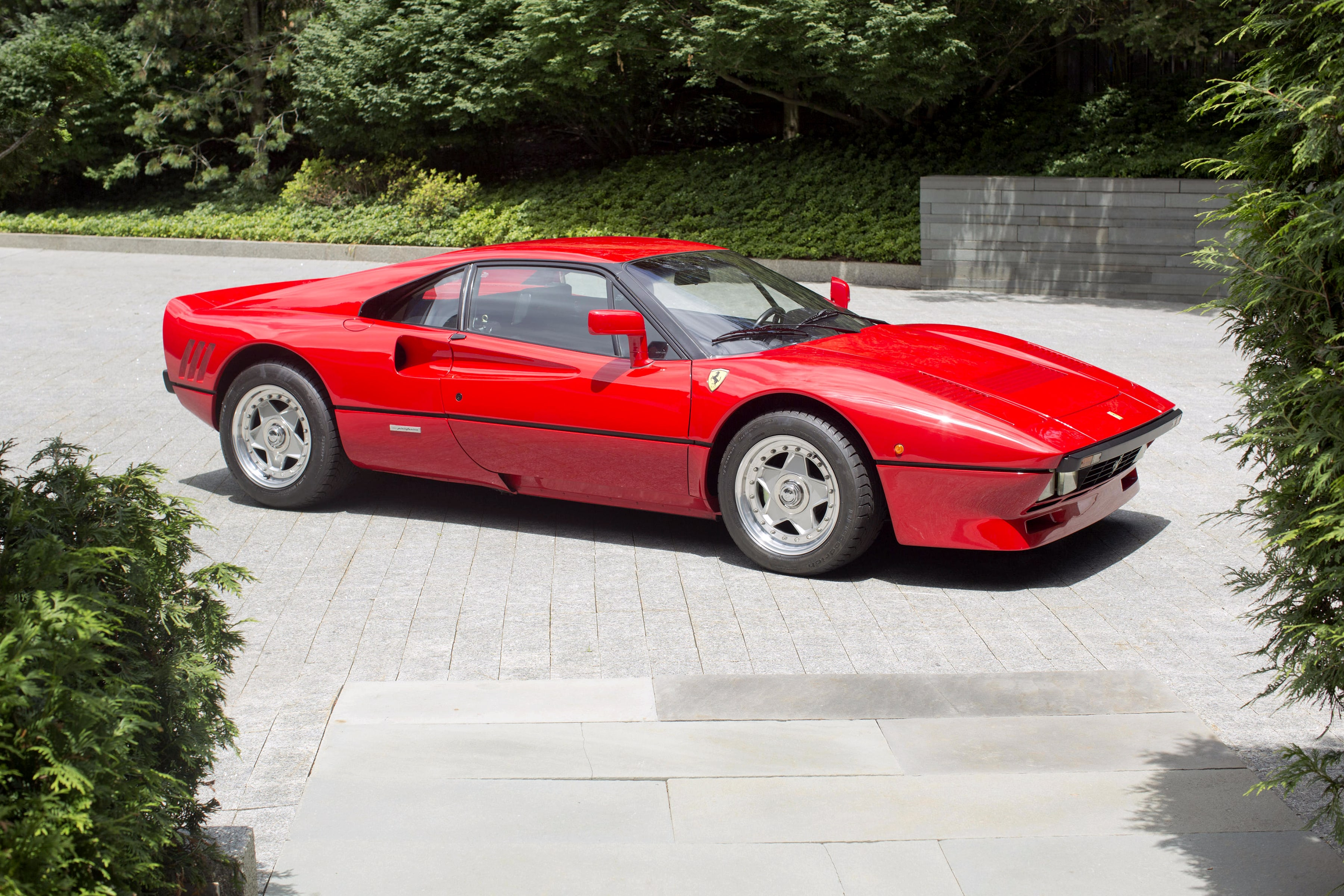 1984 Ferrari GTO Desktop wallpaper