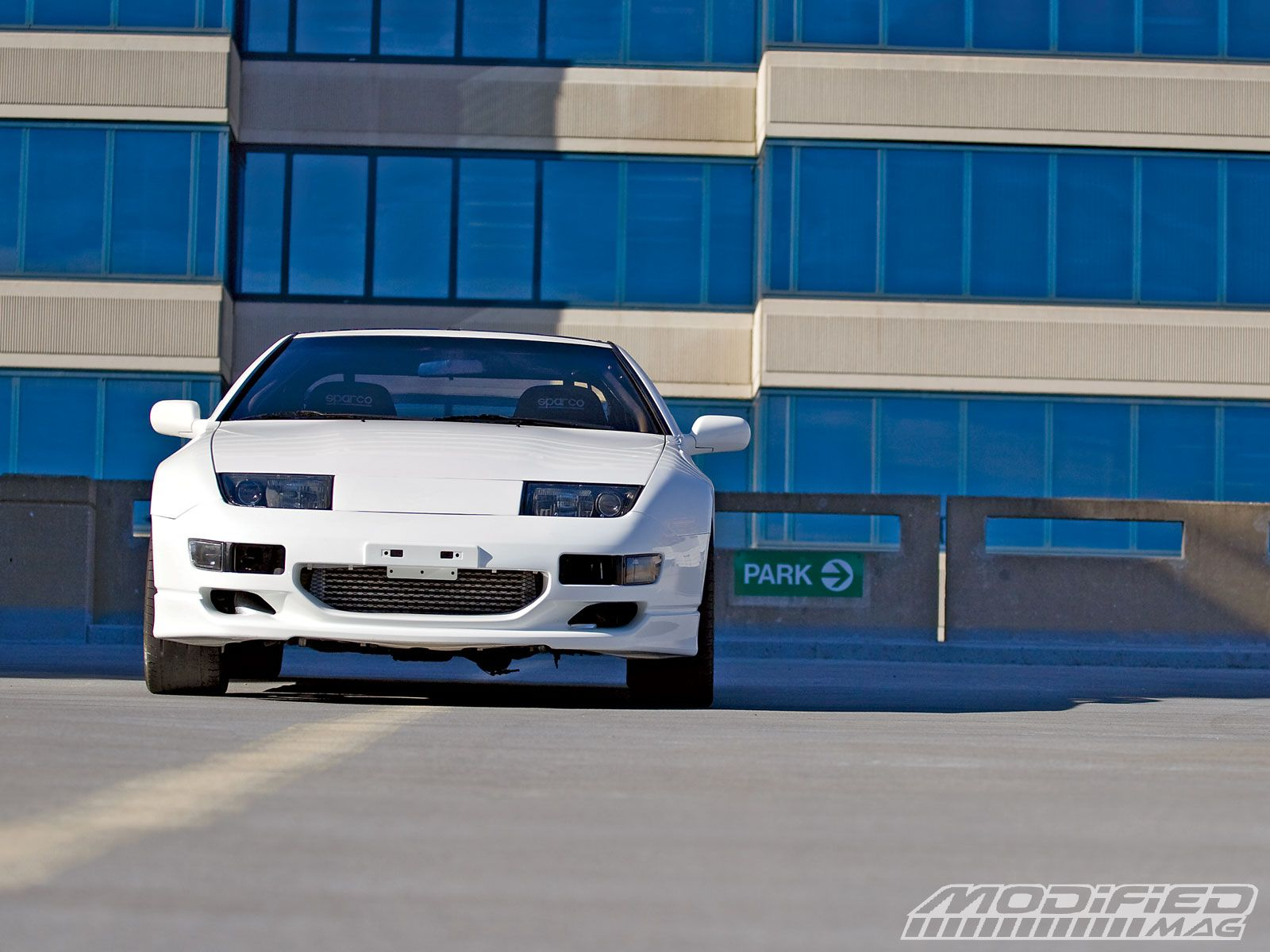 1990 Nissan 300ZX Twin Turbo Desktop wallpaper