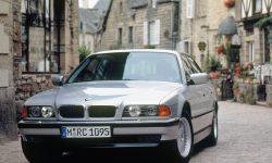 1995 BMW 7 Series Desktop wallpaper
